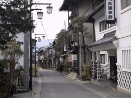 美ヶ原温泉(2)