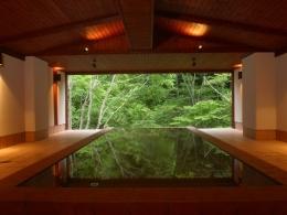 明神館温泉