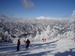 野麦峠スキー場(1)