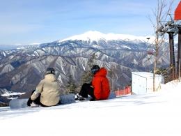 野麦峠スキー場(2)