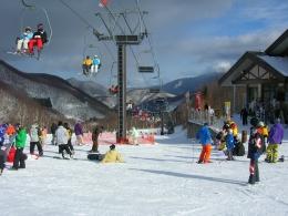 Mt.乗鞍スキー場(2)