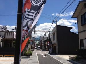 信州・まつもと大歌舞伎の雰囲気ちゃくちゃく