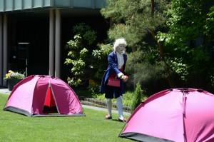 劇団コープス「キャンプしましょう!おひめさま」