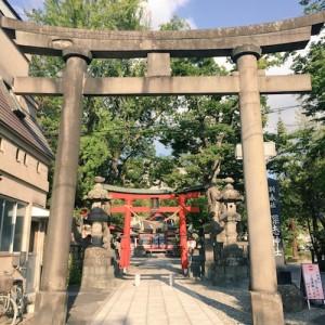 松本御朱印めぐり①〜深志(ふかし)神社〜