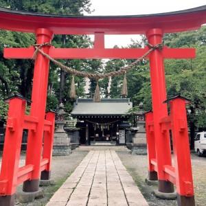 松本御朱印めぐり④〜筑摩(つかま)神社〜