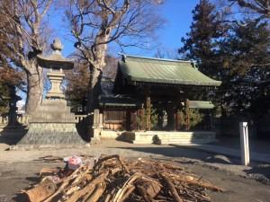 二年参りの神社・お寺のご案内とご挨拶