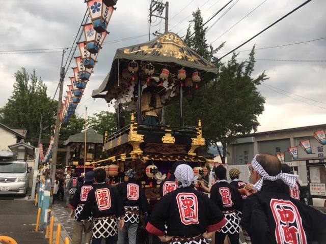 松本城下 江戸から続く商人町の心意気!「天神祭り」
