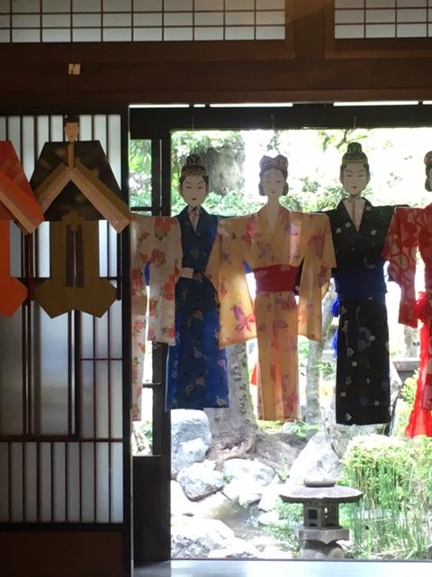 松本の七夕人形がたくさん!「はかり資料館 町屋で楽しむ七夕さま」