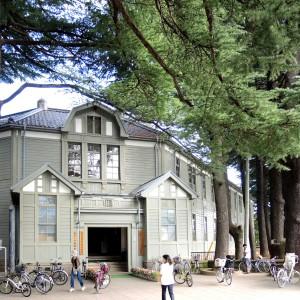 タウンスニーカー東コース ⑮ 旧松本高校