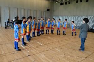 OMFオペラに出演  OMF児童合唱団の子どもたち