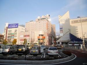 松本站前「Alpico Plaza飯店」~舒適大床&信州食材早餐&姊妹飯店溫泉享受~