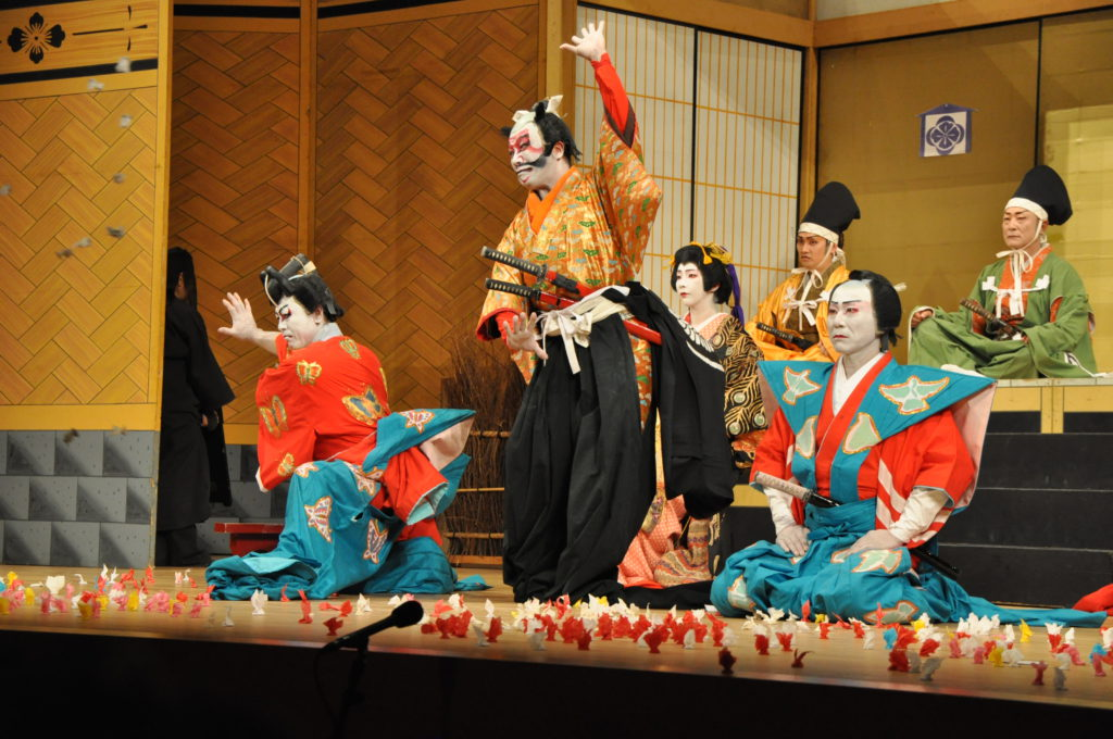 信州・まつもと大歌舞伎関連公演/<地歌舞伎> 東濃歌舞伎中津川保存会